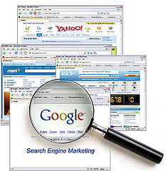 Search Engines (1/2)