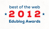 2102 Edublogs Awards