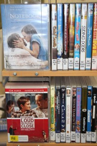 DVDs for Loan
