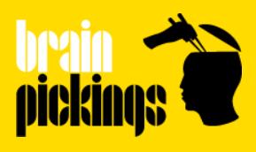Website of the Week: Brain Pickings
