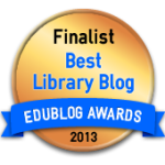 Best Library/Librarian Blog vote now!