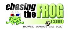 chasing frog