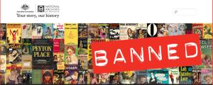 Aussie banned books
