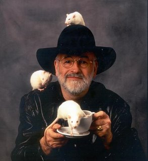 terry pratchett mice