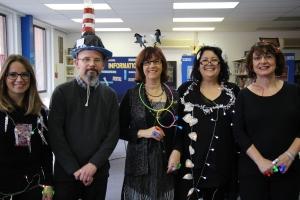 Cabra Library Staff